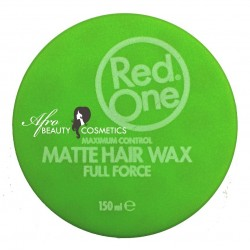 Matte Hair Wax Full Force