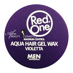 Red One Aqua Hair Gel Wax Violetta