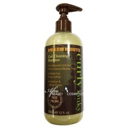 Mixed Roots Curl Cleansing Shampoo