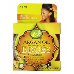 TCB Naturals Oil Argan Oil Edges