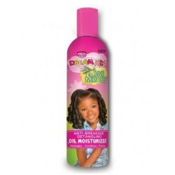 African Pride Dream Kids Olive Miracle Anti-Breakage Detangling Oil Moisturizer