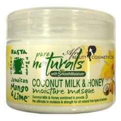 Jamaican Mango & Lime Pure Naturals Coconut Mlik & Honey Moisture Masque