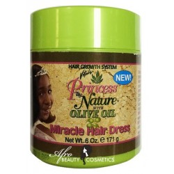 Princess By Nature with Olive Oil Miracle Hair Dress