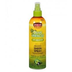 African Pride Braid Sheen Spray Original