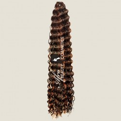 Deep Spring Braid 1B/30 Natural Black/Light Auburn