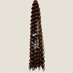 Deep Spring Braid 4 Dark Brown