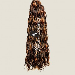 Short Loose Curl 1B/27 Natural Black/Dark Blonde