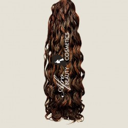 Short Loose Curl 1B/33 Natural Black/Dark Auburn