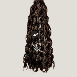 Short Loose Curl 2 Black Brown