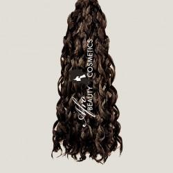 Short Loose Curl 2 Black Brown