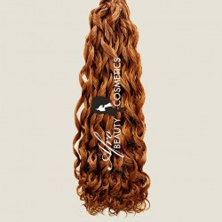Short Loose Curl 27 Dark Blond