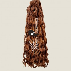 Short Loose Curl 30 Light Auburn