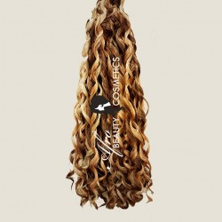 Short Loose Curl 1010 Light/Dark/Blonde