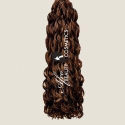 Short Loose Curl 4 Dark Brown