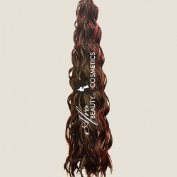 Asmara/Erta 1B/BG Natural Black/Burgundy
