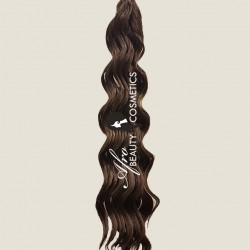 Loose Pony 4 Dark Brown