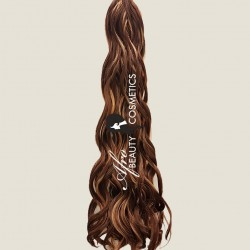 Loose Pony 502 Dark Brown/Blonde
