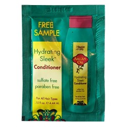 Hawaiian Silky Argan Oil Hydrating Sleek Conditioner (L027)