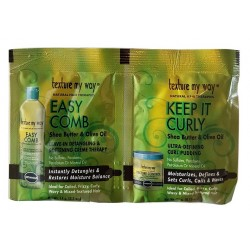 Texture My Way Easy Comb & Keep It Curly (M003)