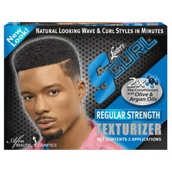 Scurl Regular Strength Texturizer 2 Pack