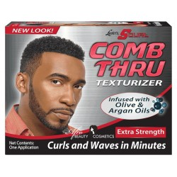 Scurl Comb-Thru Kit (Extra Strength) 1 Application