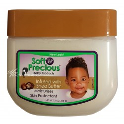 Soft & Precious with Shea Butter (Brown)