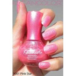 Kleanista Nailpoish 9001 Pink Star