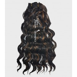 Loose Wave 1B/30 Natural Black/Light Auburn