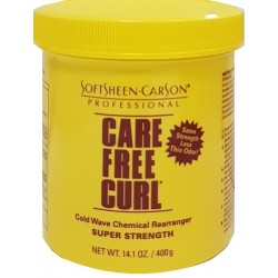 Care Free Curl Chemical Rearranger Super Strength