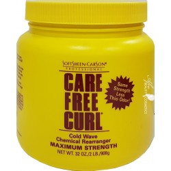 Care Free Curl Chemical Rearranger Super Strength 32 oz