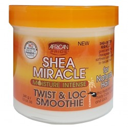 African Pride Shea Miracle Twist & Loc Smoothie