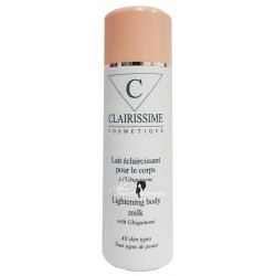 Clairissime Body Clear Complexion Lotion (peach3660297010280 color)