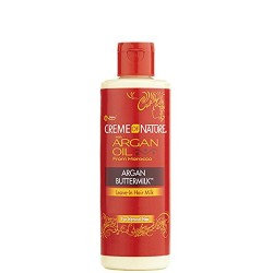Creme Of Nature Argan Oil ARGAN Buttermilk