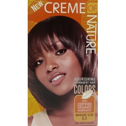 Creme of Nature  5.2 Hair Color Mahogany Glow
