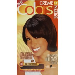 Creme of Nature 6.41 Hair Color Chestnut Brown