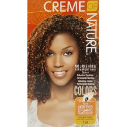 Creme of Nature 7.34 Hair Color Cinnamon Brown