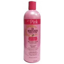 Pink Oil Moisturizer Hair Lotion