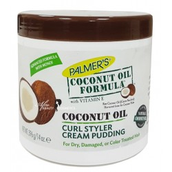 Palmers Coconut Oil Formula Curl Styler Cream Pudding