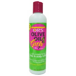 ORS Olive Oil Girls Moisturizing Styling Lotion
