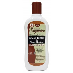 Ultimate Organics Cocoa Butter & Shea Butter Moistuizing Body Lotion