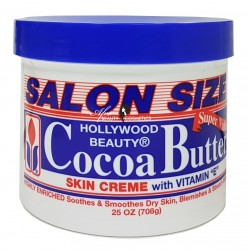 Hollywood Beauty Cocoa Butter Creme Salon Size