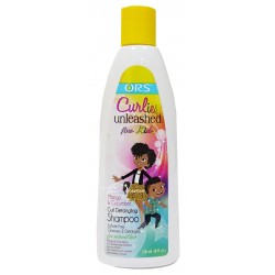 ORS Curlies Unleashed For Kids Curl Detangling Shampoo