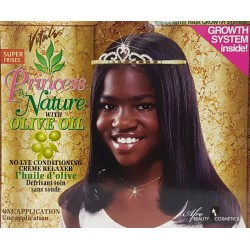 Princess By Nature with Olive Oil Relaxer Super
