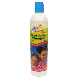 Sofn' Free N' Pretty Shea Butter Shampoo