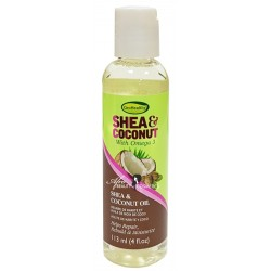 Gro Healthy Shea & Coconut Shea and Coconut Oil