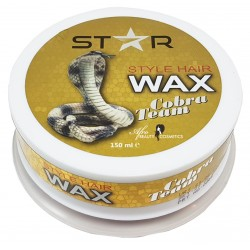 Star Wax Cobra Team Style Hair