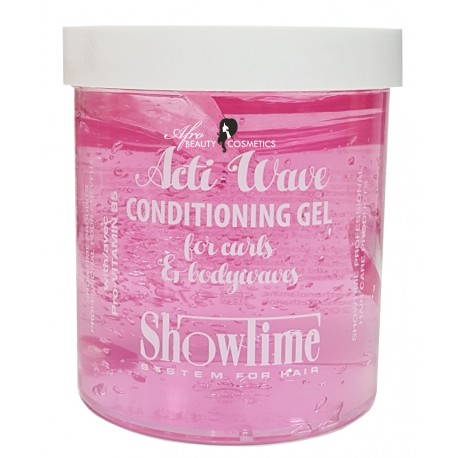 Showtime Acti-Wave Conditioning Gel for Curls & Bodywaves