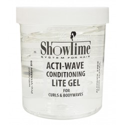 Showtime Acti-Wave Conditioning LITE Gel for Curls & Bodywaves