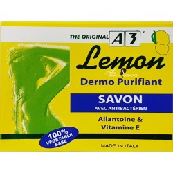 A3 Lemon Soap