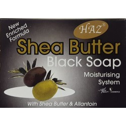 Haz Shea Butter-Black Soap